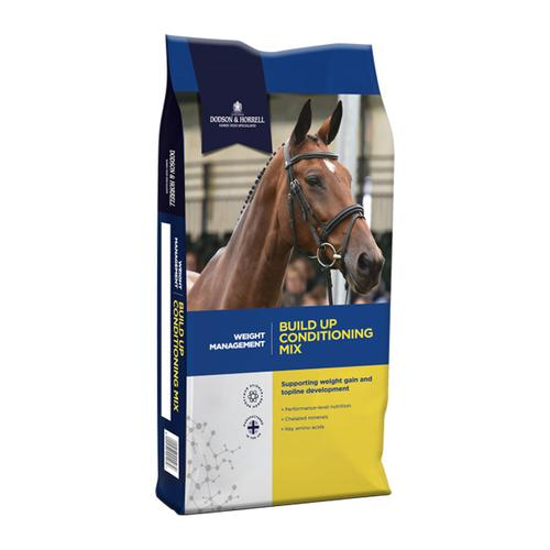 DODSON & HORRELL Futter BUILD UP CONDITIONING MIX für Pferde 20kg