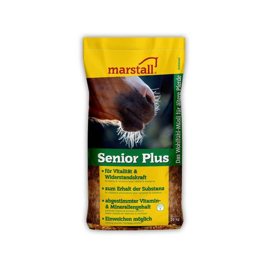 marstall futter seniorplus f r pferde 20kg 20 20. Black Bedroom Furniture Sets. Home Design Ideas