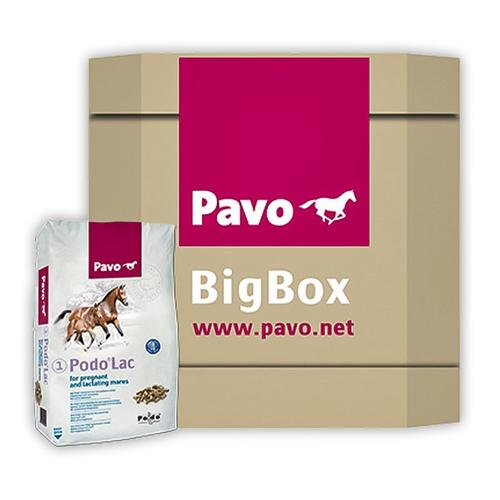 PAVO Futter PODO LAC in BIG BOX 725kg