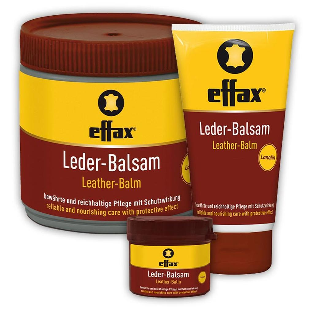 EFFAX Lederpflege LEDERBALSAM für alle Glattleder, 5,95 €