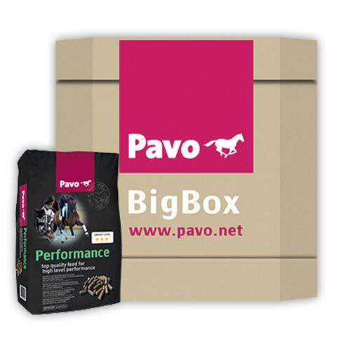 PAVO Futter PERFORMANCE in BIG BOX 725kg