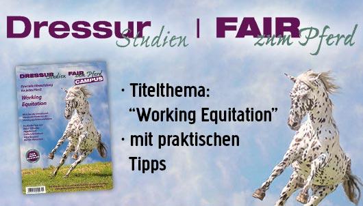 DressurStudien Working Equitation