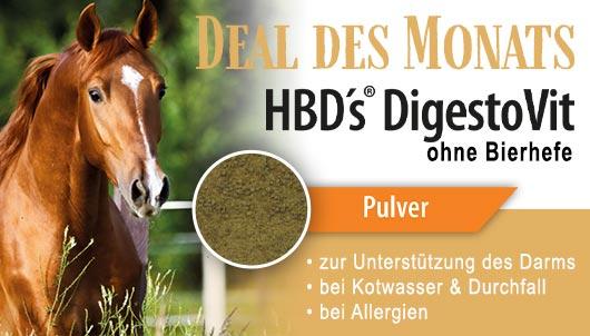 Deal des Monats! - HBD's Digestovit ohne Bier