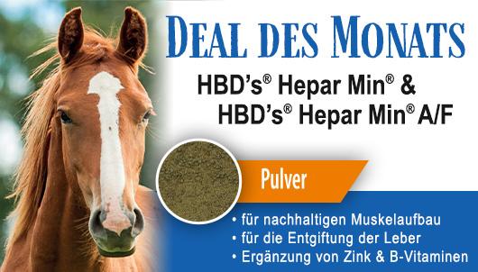 HBD Hepar Min & Hepar Min A/F