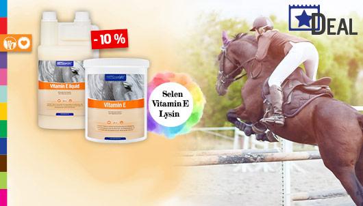 HippoSport Vitamin E