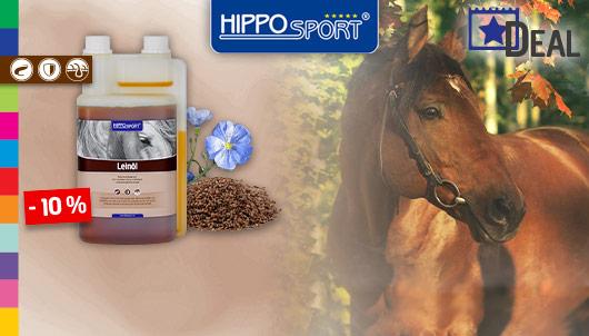 HippoSport Leinöl