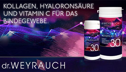 Neu: Dr. Weyrauch Konstruktor Human